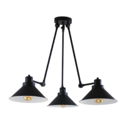 lampara 3 luces